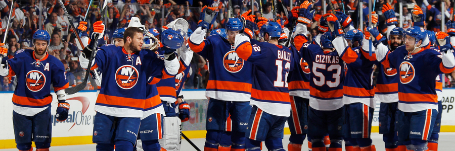 The Islanders are looking for a win to cement their post season status.