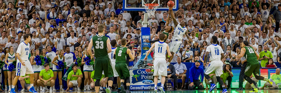 FGCU will be gunning to avoid getting upset by FDU.