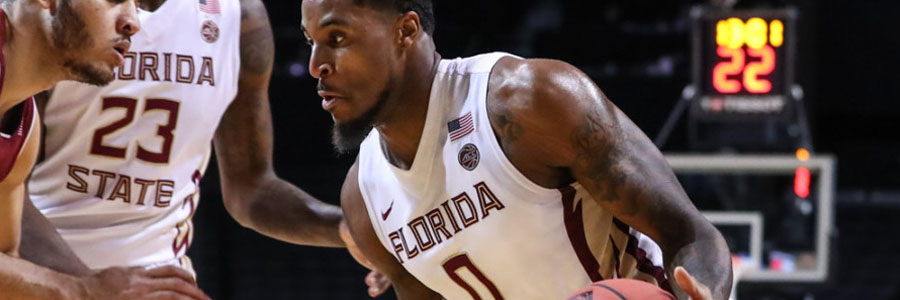 Florida State vs Gonzaga 2019 March Madness Sweet 16 Betting Odds & Pick.