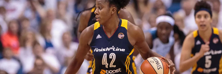 The Fever shouldn't be one of your WNBA Betting picks of the week.