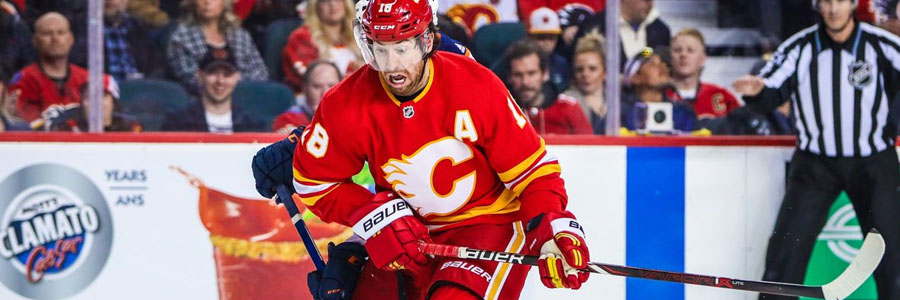 Avalanche vs Flames Game 5 should be an easy victory for Calgary.