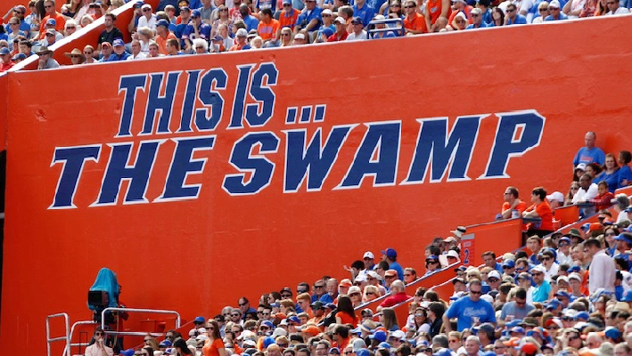 Florida Gators Swamp