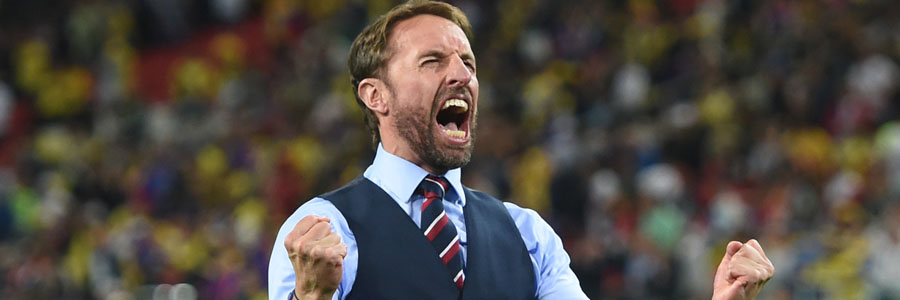 England is the 2018 World Cup Semifinals Betting favorite against Croatia.