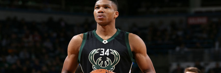Giannis Antetokounmpo is among the NBA Odds favorite to win the 2017-18 MVP.