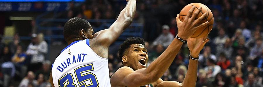 How to Bet Milwaukee vs. Golden State NBA Odds & Pick.