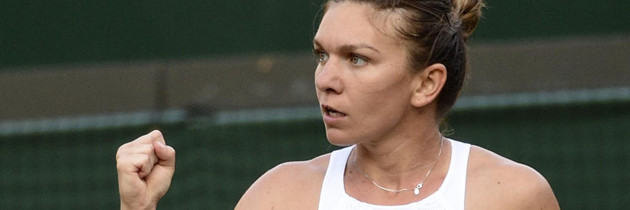 Simona Halep is one of the Tennis Betting favorites to win at Italy.
