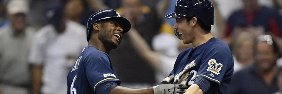 Brewers vs Diamondbacks MLB Odds, Game Info & Prediction.