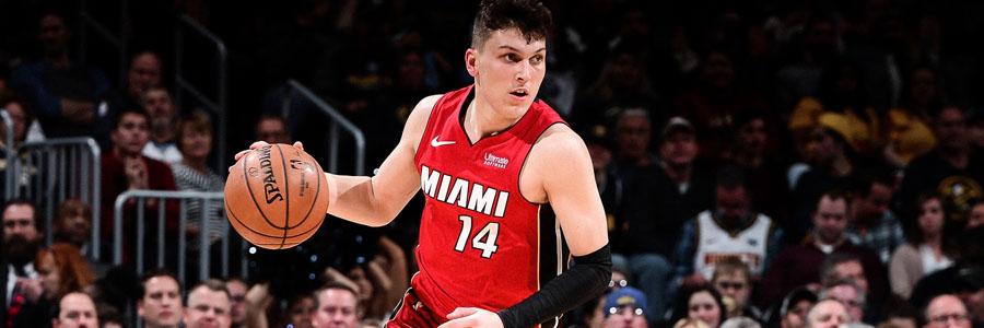 Heat vs Lakers NBA Odds, Game Info & Expert Pick.