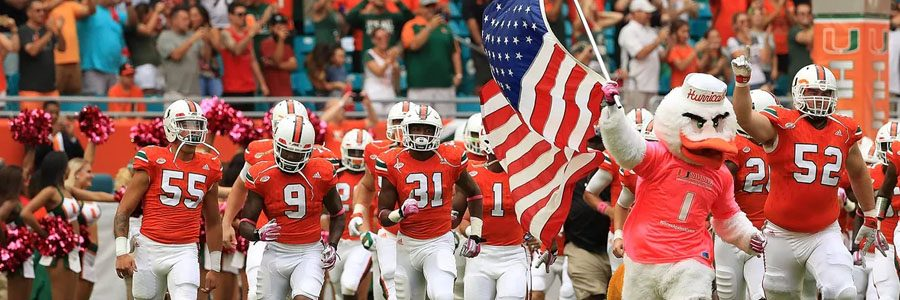 Miami Looks to Get Back to Business in College Football Week 4 vs. Toledo