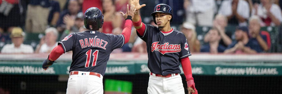 Reds vs Indians should be an easy victory for Cleveland.