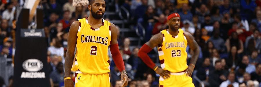 NBA Playoff Series Betting Analysis Cleveland vs. Detroit