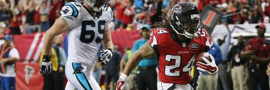 JAN 05 - Atlanta Falcons NFL Postseason Betting Analysis