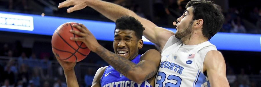JAN 13 - College Basketball 2017 Betting Odds Kentucky At Mississippi State