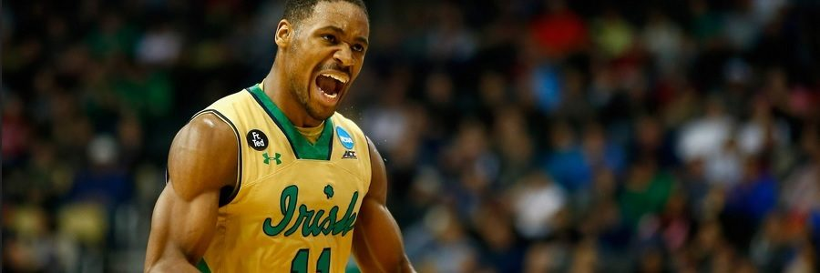 JAN 13 - College Basketball Betting Lines Notre Dame At Virginia Tech