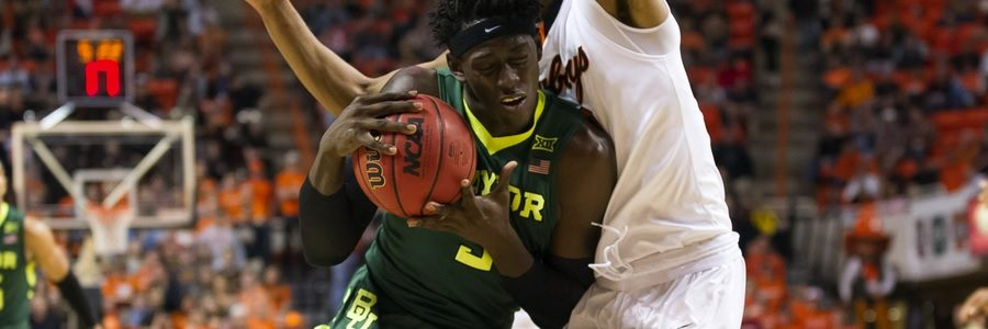 JAN 13 - College Basketball Betting Odds Baylor At Kansas State