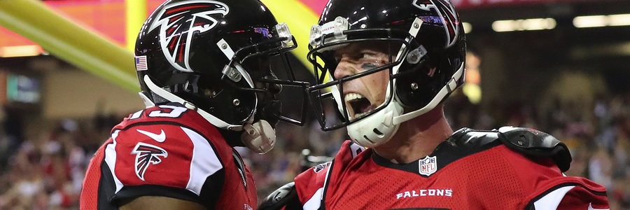 Are the Falcons a safe bet in Week 17?