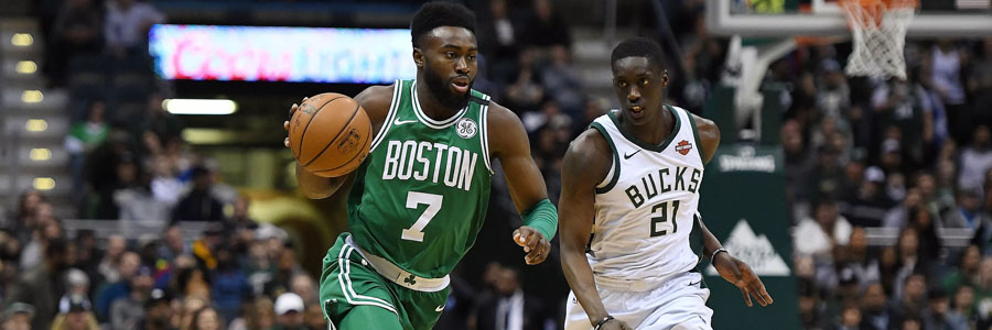 Celtics Are Road Underdogs at the NBA Odds for Game 3 vs. Bucks