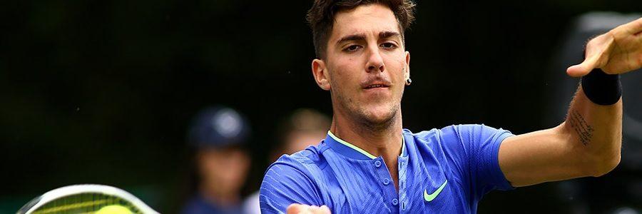 Wimbledon 2017 Men's First Round Favorites (Monday, July 3rd)