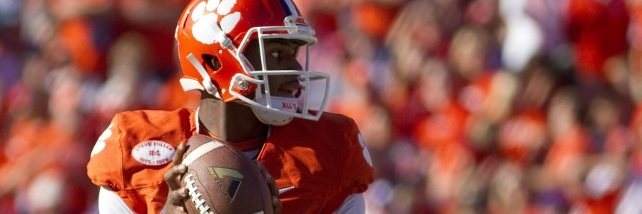NC State at Clemson Betting Pick & Prediction