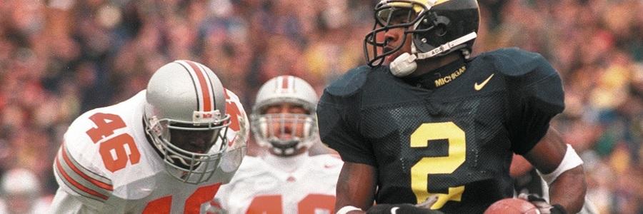 Michigan at Michigan State College Football Expert Picks