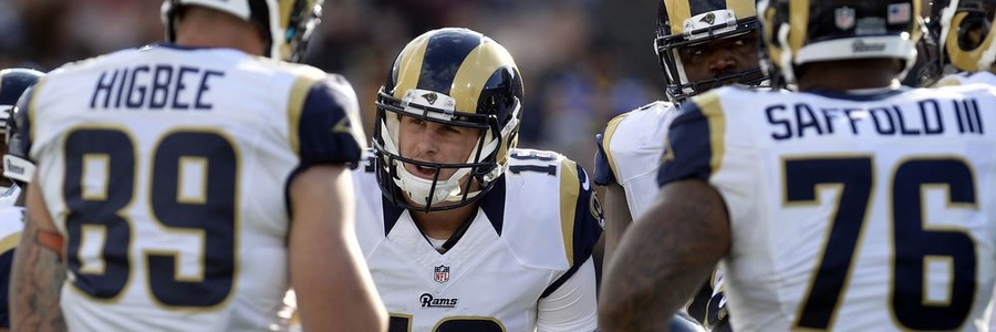 Los Angeles Rams are ready to defy the NFL Week 5 Odds.