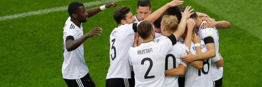 Germany Vs Chile 2017 Confederations Cup Soccer Picks