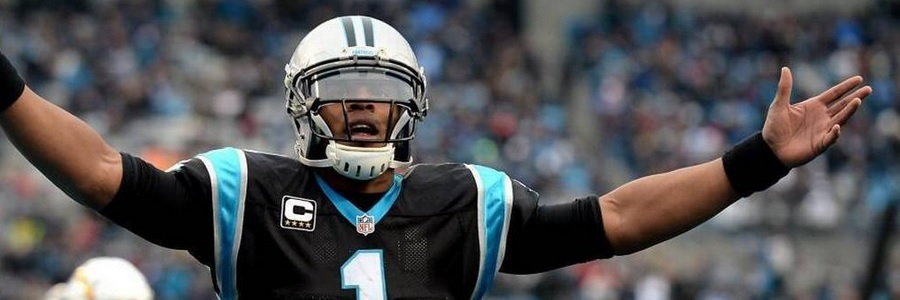 Cam Newton and the Panthers are slight underdogs for NFL Week 14.
