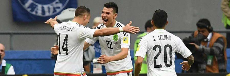 Mexico Vs Germany 2017 Confederations Cup Soccer Picks