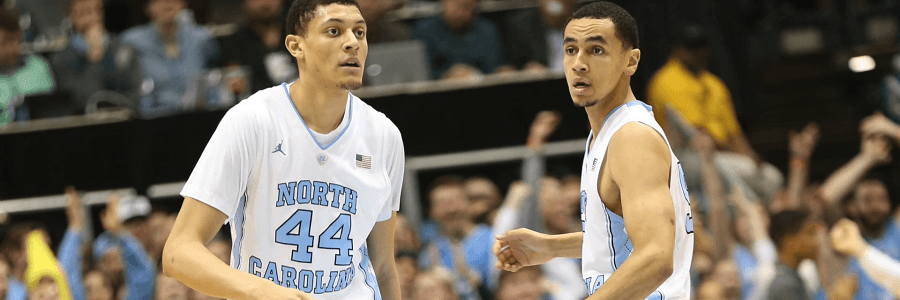 North Carolina and Duke will play the rivalry match up of the season.