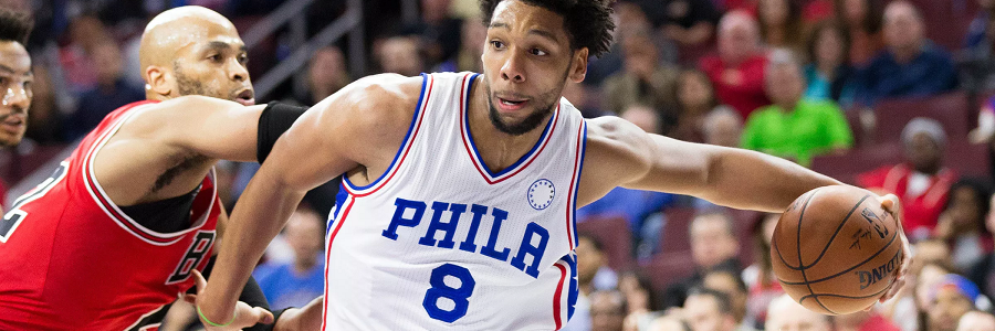 Jahlil Okafor - Philadelphia 76ers vs Charlotte Hornets NBA Betting Information