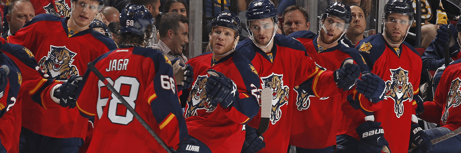 Jaromir Jagr has made the Panthers a great team.