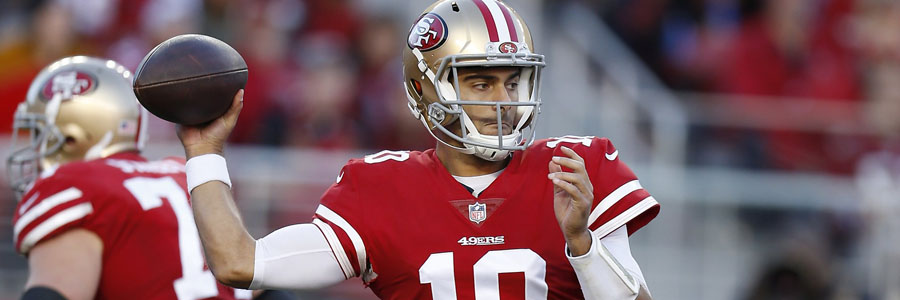 Browns vs 49ers 2019 NFL Week 5 Odds & Pick for Monday Night.