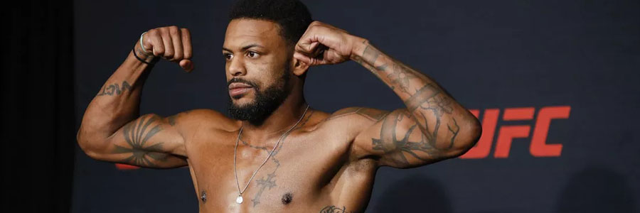 Michael Johnson is one of the favorites for UFC Fight Night 162.