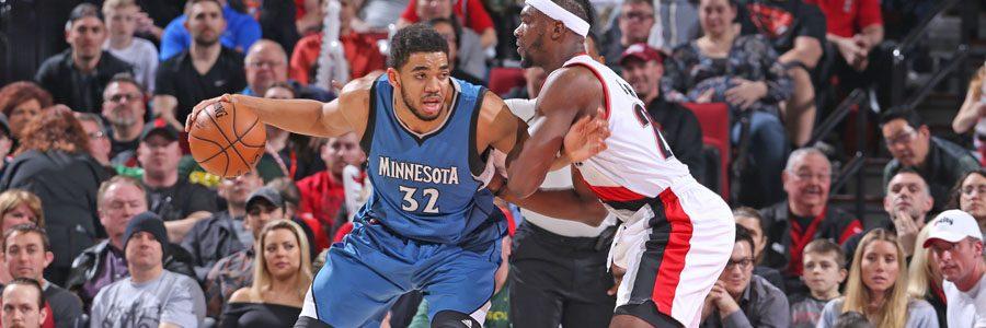NBA Betting Preview & Prediction: Timberwolves vs. Trail Blazers