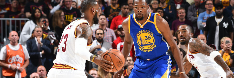 Updated NBA Championship Odds – May 21st Edition