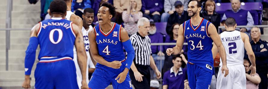 Kansas State at Kansas Odds, Betting Pick & TV Info