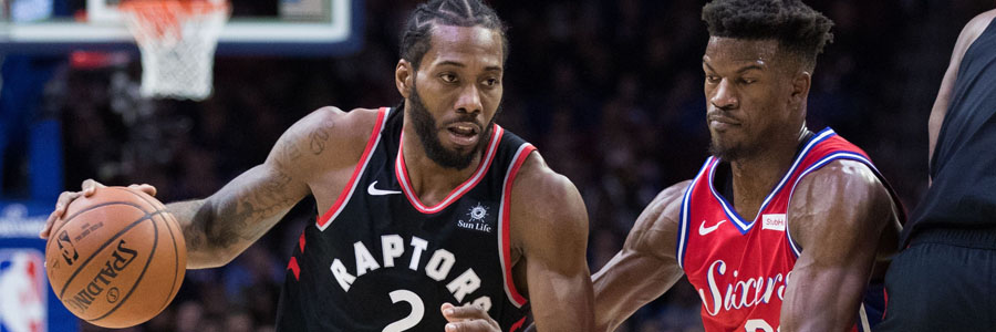 If Kawhi Leonard stays, the Raptors will be among the 2020 NBA Finals Odds favorites.