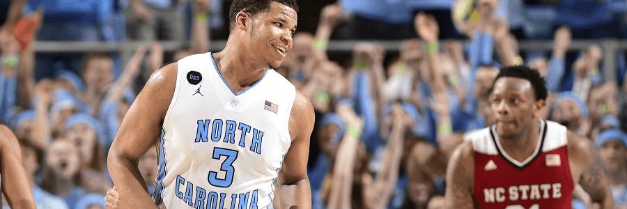 Georgia Tech vs North Carolina NCAA Basketball Odds Guide