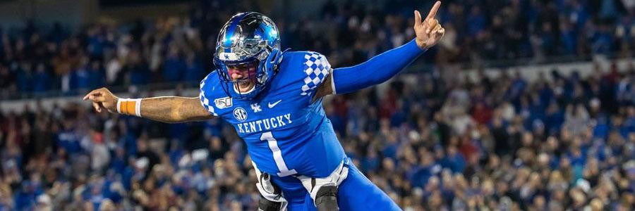 Kentucky vs Georgia 2019 College Football Week 8 Odds & Game Preview.