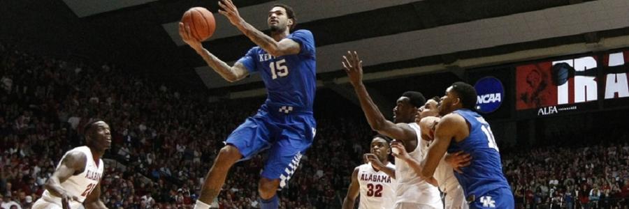 Vanderbilt vs Kentucky College Hoops Lines Preview