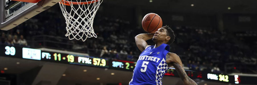 Kentucky is one of the favorites at the 2019 March Madness Sweet 16.