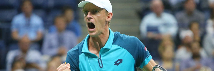 Kevin Anderson looks like a good 2019 Wimbledon Betting pick for the second round.