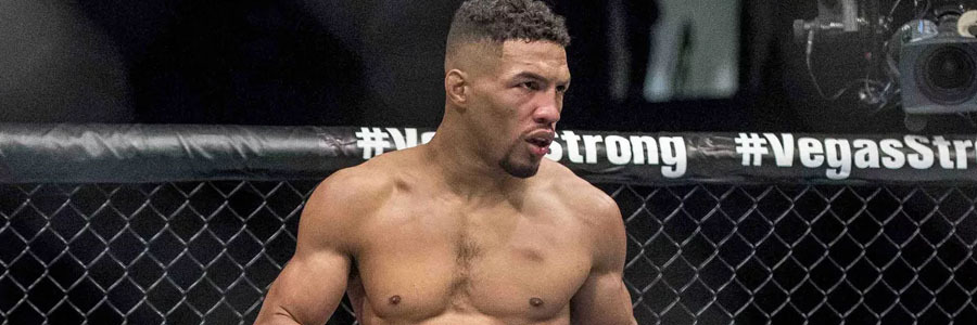 Kevin Lee is the clear MMA Betting favorite for UFC Night 128.