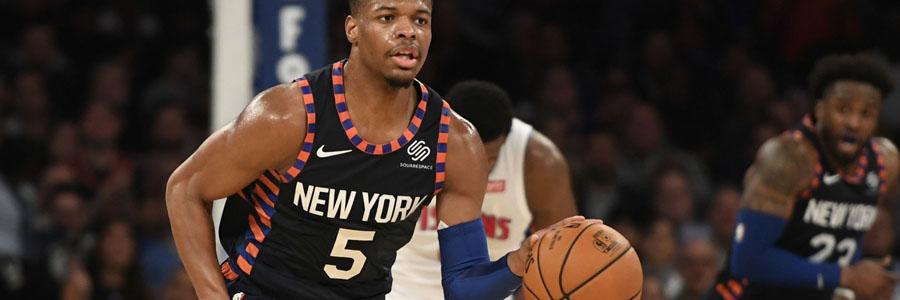 How to Bet Knicks vs Hawks NBA Lines & Expert Pick.