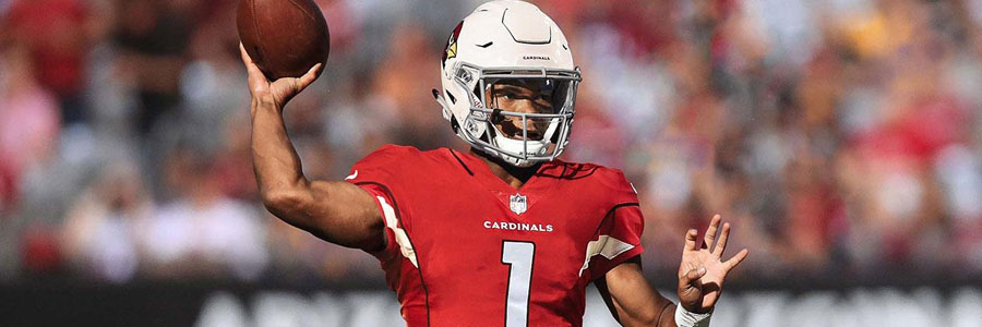 The 2019 NFL Season will be the first for QB Kyler Murray.