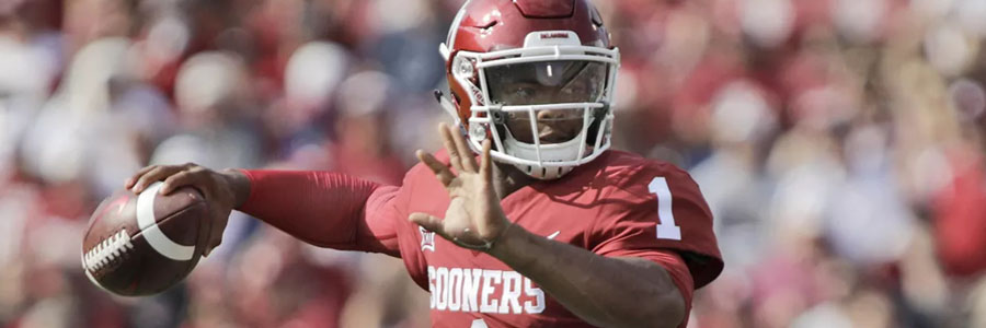 Kyler Murray and the Sooners are among the College Football Betting favorites to win it all in 2019.