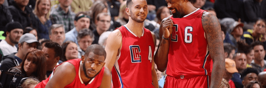 The Clippers don't want to be counted out in the west.