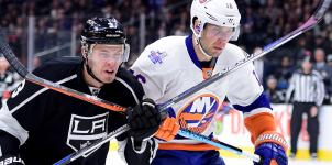 LA Kings vs New York Islanders
