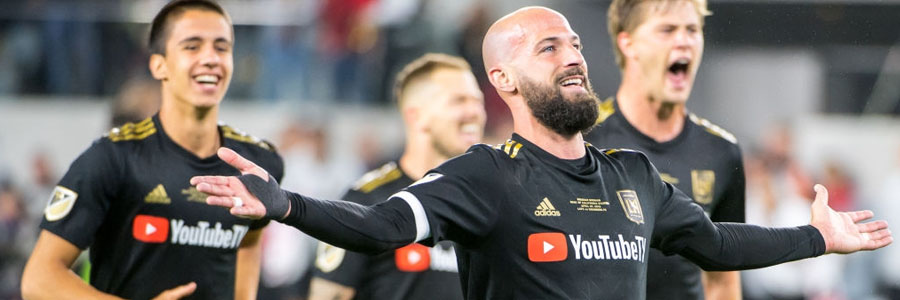 LAFC is slight favorite at the MLS Odds against Minnesota.