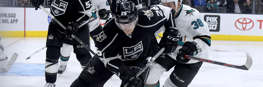 Don't go with the LA Kings as one of your NHL Betting Picks for Week 2.
